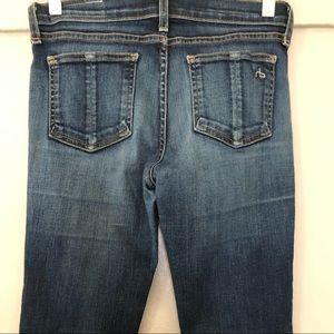 rag & bone Jeans - Rag & Bone Kensington Jeans Cut 7332